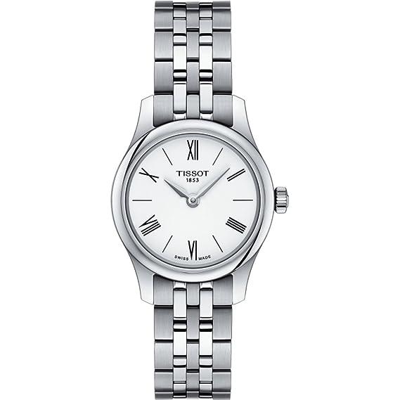 Tissot TISSOT TRADITION T063.009.11.018.00 Reloj de Pulsera para mujeres