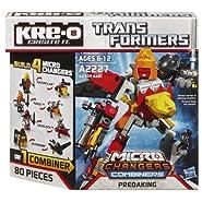 KRE-O Transformers Micro-Changers Combiners Predaking Set (A2227)