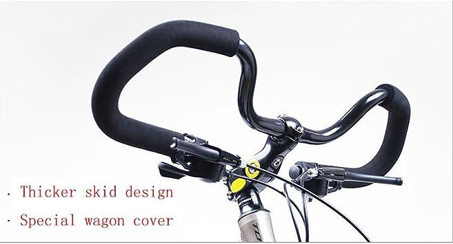 Hot Soft Foam Sponge Bar Grips Cover Bike Cycle Bicycle Access V4Z3