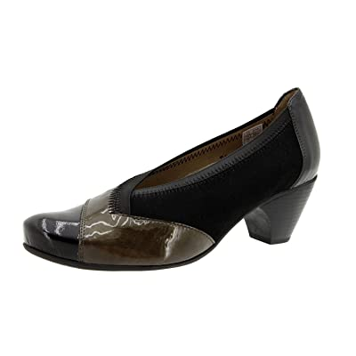 Chaussure femme confort en cuir semelle Piesanto 5408 chaussure casual comfortables amples