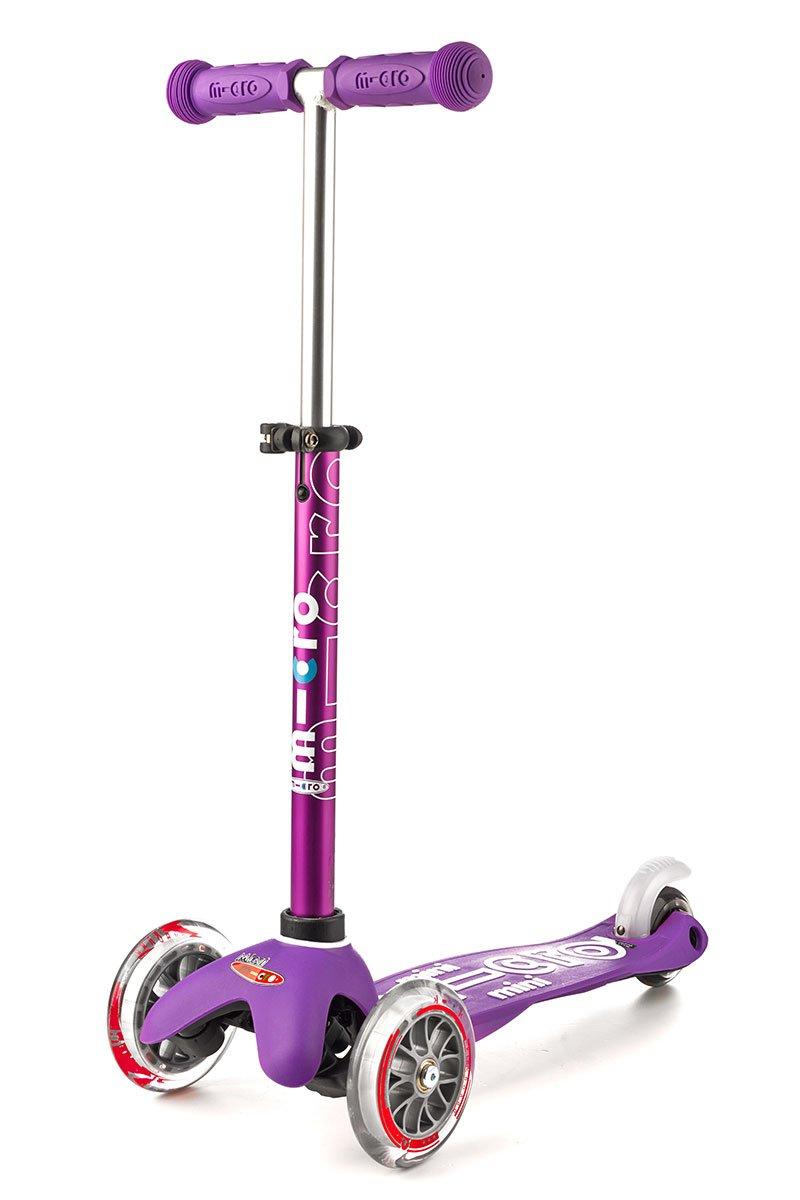 Micro Mini Deluxe Scooter - Purple
