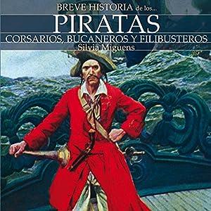 Breve historia de los piratas Audiobook