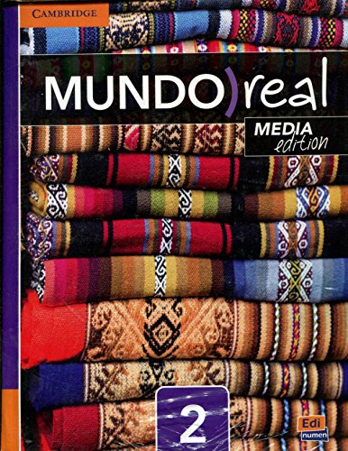 (Mundo Real Level 2 Student's Book Media Edition (Spanish Edition))