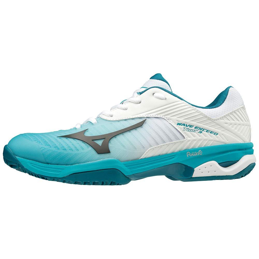 Mizuno Chaussures Wave Exceed Tour 3 CC: Amazon.es: Deportes ...