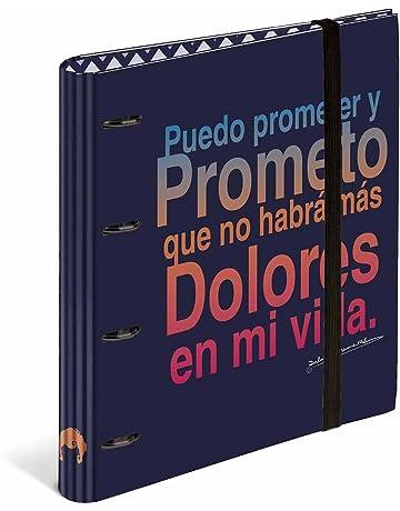 Carpeta Anillas Recambio Dolores Promesa by DIS2