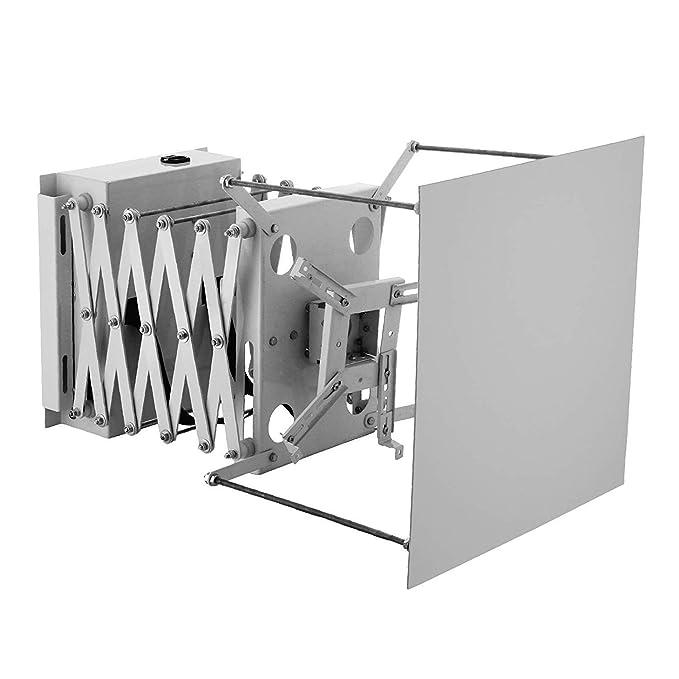 BananaB 1M projektorhalterung Fernbedienung Projector Lift 30kg Standing Electric Projector Lift Mount 1M