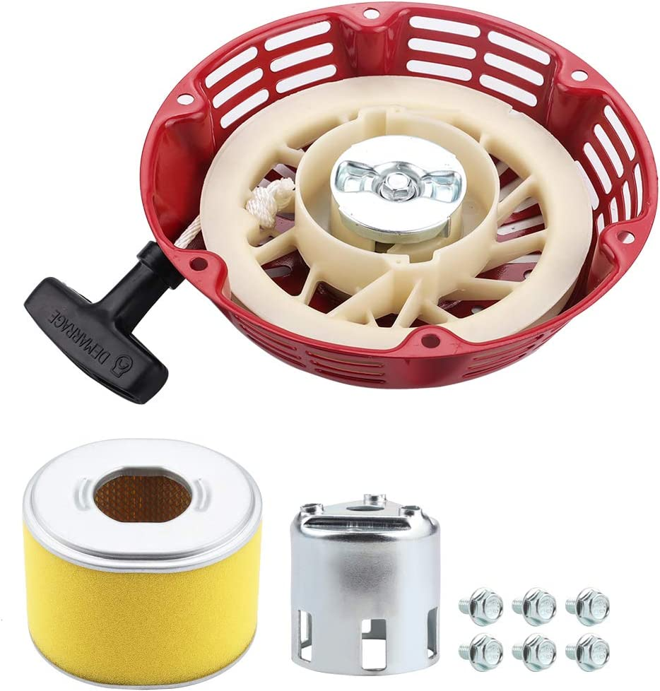 High Quality Air Filter fit Honda GX240 GX270 8hp 9hp Engine Motor 17210-ZE2-515