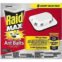 Raid 8 CT Max Double Control Ant Baits