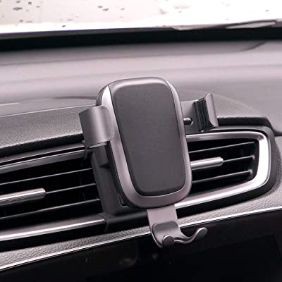 Phone Holder for Honda CRV, Dashboard Air Vent Adjustable Cell Phone Holder for Honda CRV 2020 2020 2020,Phone Mount for iPhone 8 iPhone X,Wireless Charging Smartphone 5.5~6 in