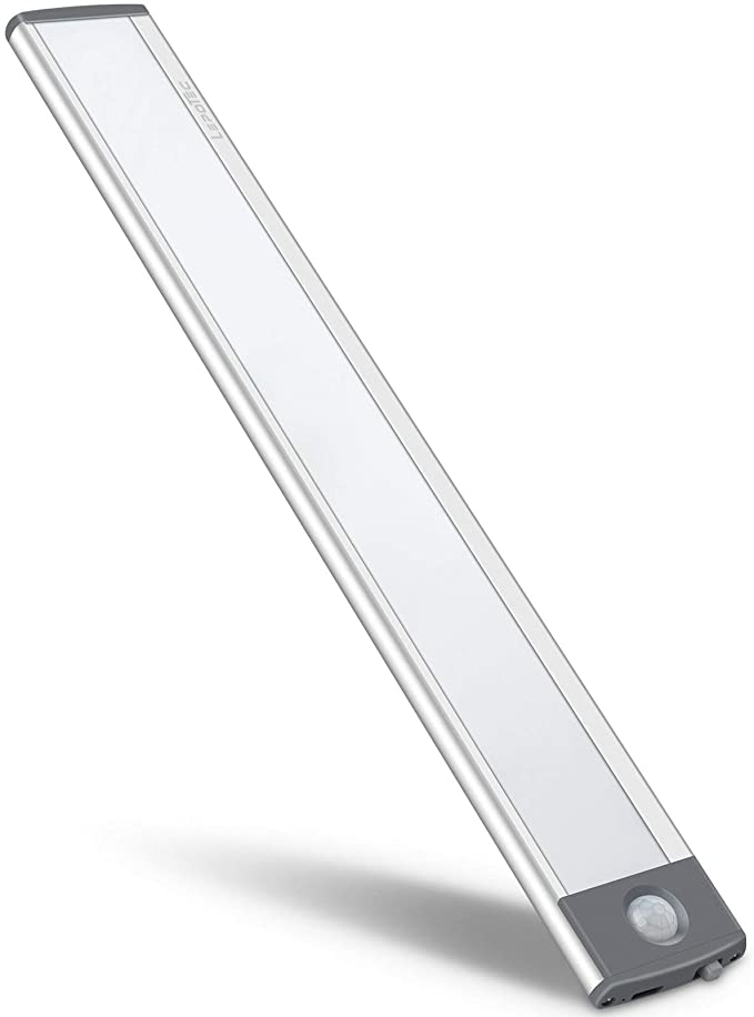Details about  /5V USB Waterproof LED Cabinet Light With Hand Sweep Sensor Switch Dimmable Light