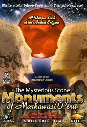 The Mysterious Stone Monuments of Markawasi Peru - 2 DVD Set ()