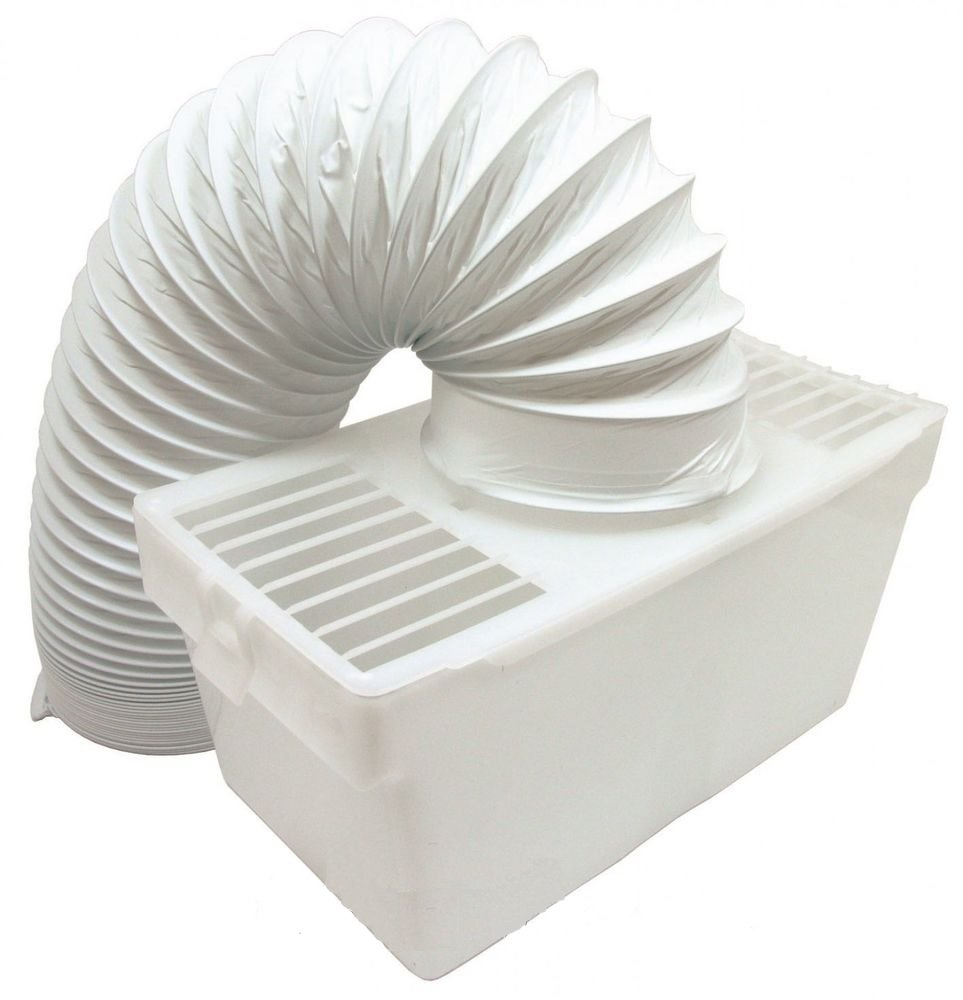 Indoor Condenser Vent Kit Box With Hose for Indesit Tumble Dryers ...
