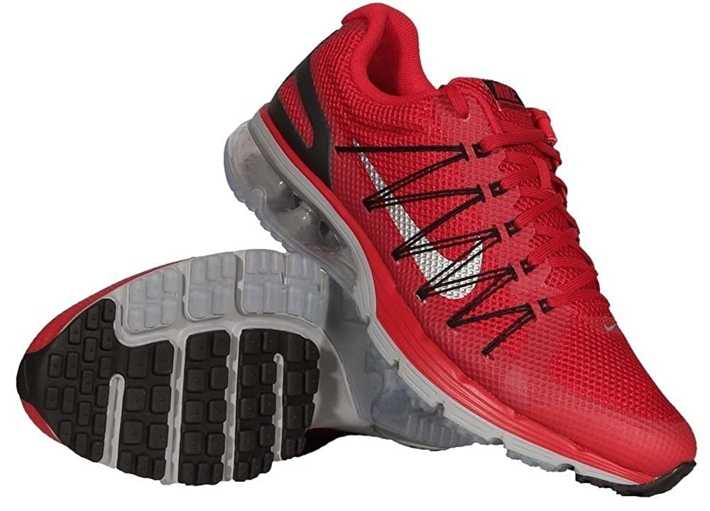 huge discount 387ff dca4e Amazon.com   Mens Nike Air Max Excellerate 3 Sneakers New, Red   Black  703072-600 sz 13   Fashion Sneakers
