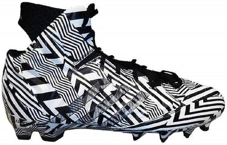 adidas NastyQuick Mid Football Cleats