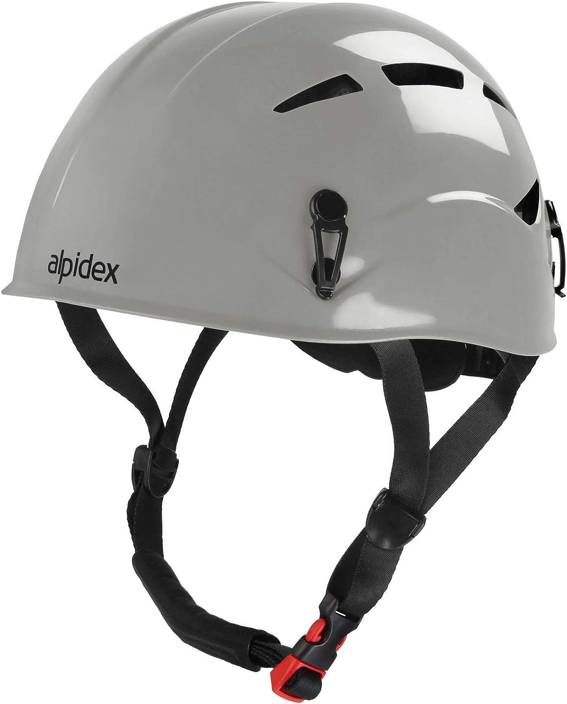 ALPIDEX Universal Climbing Helmet for Men and Women Safety Helmet in