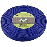 Country Brook Design 1 Inch Royal Blue Polypro Webbing, 25 Yards