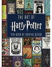 Mini Art Of Harry Potter. Graphic Design: Mini Book of Graphic Design