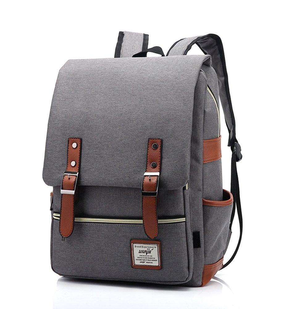 EssVita Casual Escuela Unisex Moda Vintage Mochila Backpack Rucksack Mochila Escolar Estilo