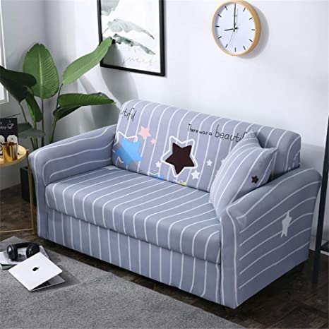 HKDD Sala de Estar Antideslizante Funda para sofá Cubierta ...