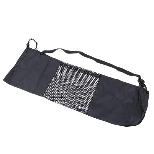 Lightblue - Bolsa de malla para esterilla de yoga, estilo ...