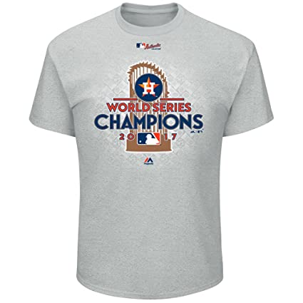 Houston Astros 2017 World Series Champions Men s Locker Room T-shirt 2XL  Tall febfbee50