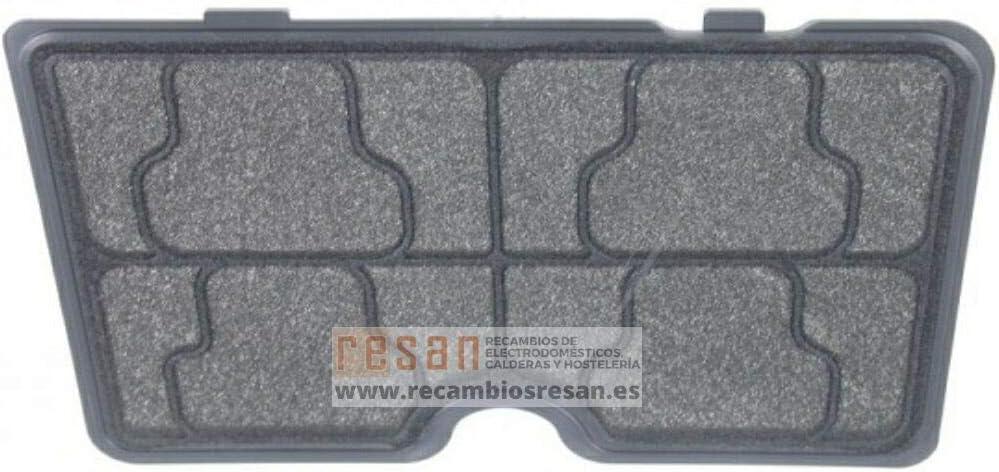 7188288900 Ersatzfilter Schwammfilter Filter für Beko 7188288700