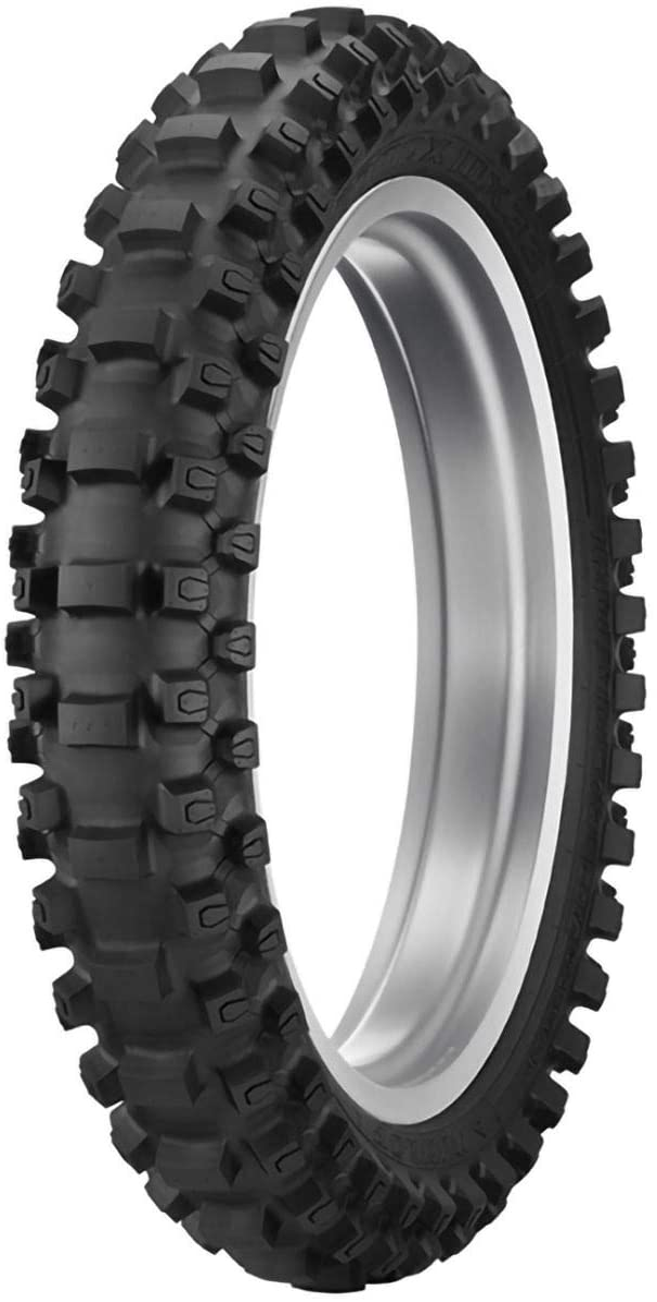 120//80-19 DUNLOP Geomax MX52 Rear Tire