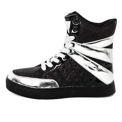Alexandra Collection Glitter High Top Dance Sneaker | Just for Kix | High Top Sneaker | Ballet & Dance