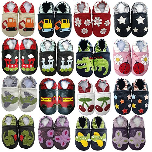 carozoo-unisex-0-6m-up-to-8-yrs-soft-sole-leather-shoes-slippers-socks