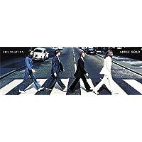 GB eye LTD, The Beatles, Abbey Road, Poster Porta, 53 x 158 cm