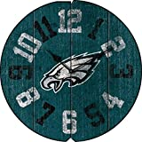 : Imperial Officially Licensed NFL Merchandise: Vintage Round Clock