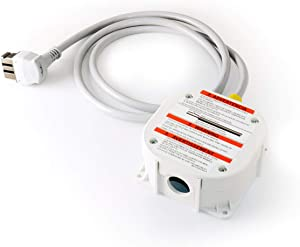 Bosch Dishwasher Power Cord with Junction Box Kit