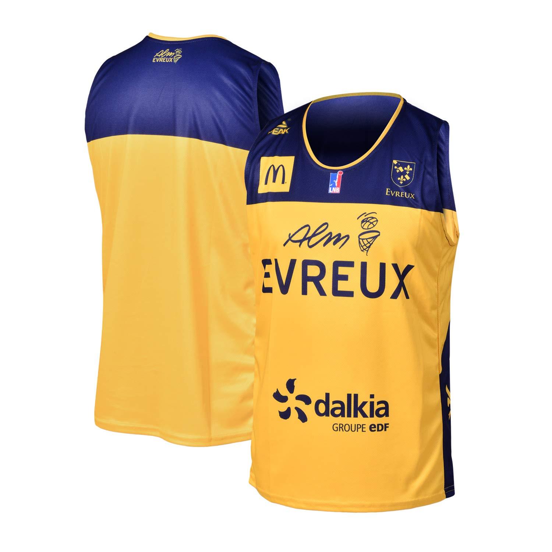ALM Evreux Baloncesto ALM Evreux - Camiseta Oficial de la casa ...