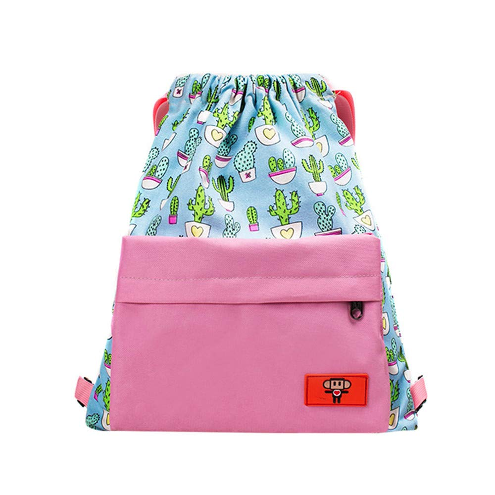Amazon.com: Canvas Women Backpack Drawstring School Bags for Girls Female Backpacks Teenage Mochilas Escolares Schoolbag: Kitchen & Dining