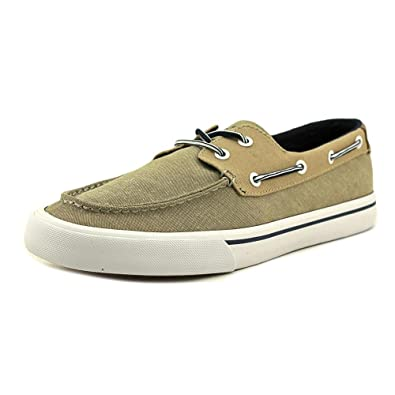 bbefe6522610d4 Tommy Hilfiger Men s Pharis Boat Shoe