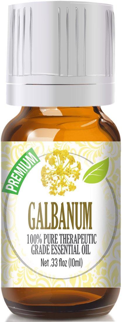 Galbanum 100% Pure, Best Therapeutic Grade Essential Oil - 10ml