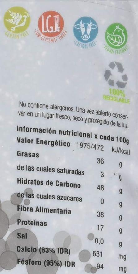 Semillas de Chía - 1 Kg | Saciante | Omega 3 | Omega 6 | Omega 9