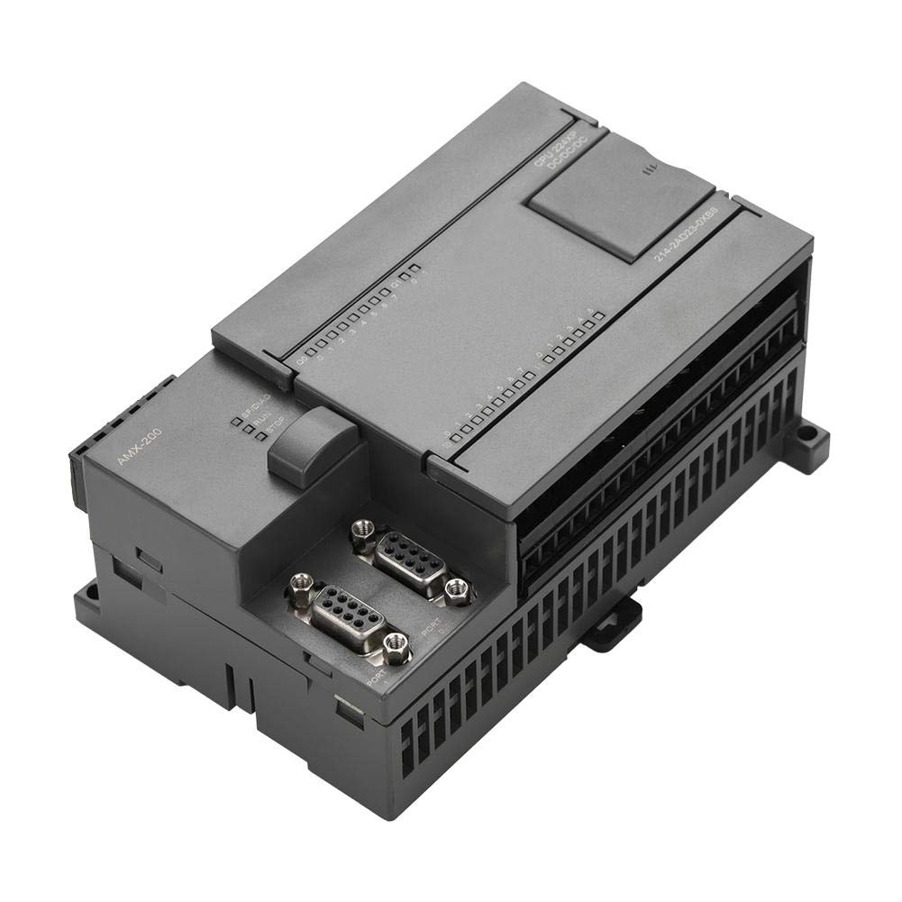 Programmable Logic Controller, 7 Modules 24V PLC S7-200 CPU224XP for Industrial Power Supply by BTIHCEUOT