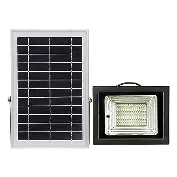 OWSOO - Proyector LED de energía Solar, 42 LED, iluminación ...