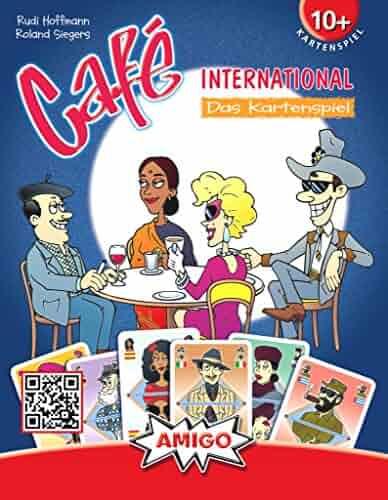 Amigo - Cafe International Le Jeu de Cartes