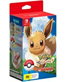 Pokemon: Let's Go, Eevee! + The Poke Ball Plus (Nintendo Switch)