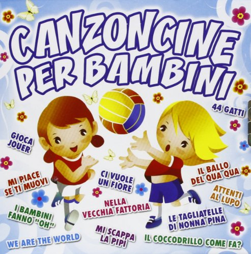 Canzoncine Per Bambini Compilation Amazon It Musica