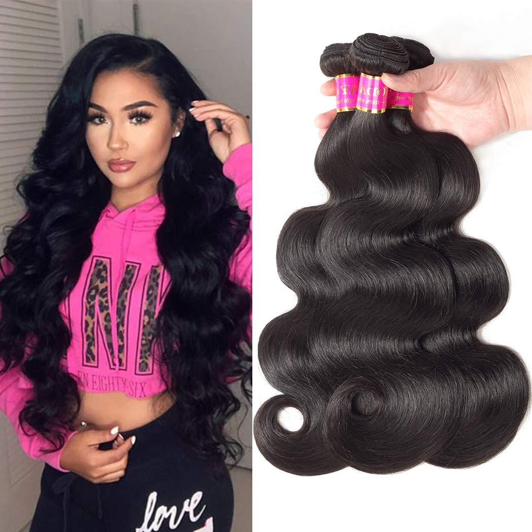 Amazon Todayonly Hair Peruvian Virgin Hair Body Wave 3 Bundles