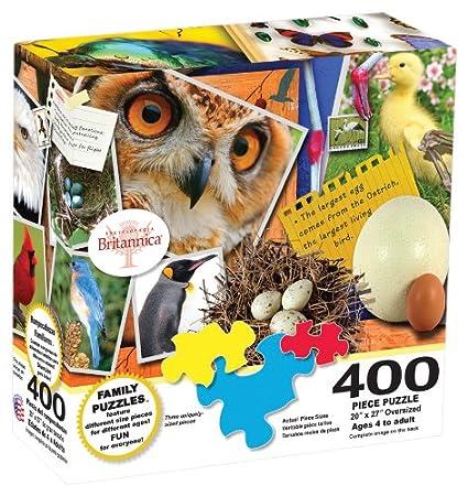 Amazon com: Majestic Encyclopaedia Britannica Jigsaw Puzzles