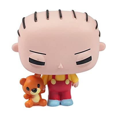 Funko POP TV: Family Guy Stewie Action Figure: Funko Pop! Television:: Toys & Games