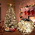 SenKa LED Light 50ft 200 LED Bulbs Fairy Light String Holiday LED Outdoor Lighting for Christmas Party Decoration Waterproof