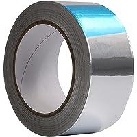 30 Meter Aluminium Tape, Aluminium Tape voor Hoge Temperaturen, Geleidende Aluminium Tape, Gebruikt om Buizen of Andere…