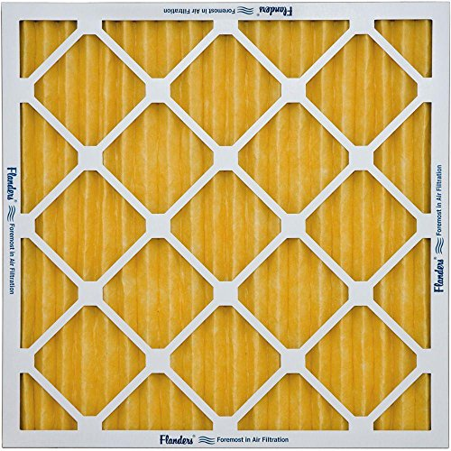 Flanders PrecisionAire 20 in. x 25 in. x 2 in. MERV 11 Pleated Air Filter (Case of 12)
