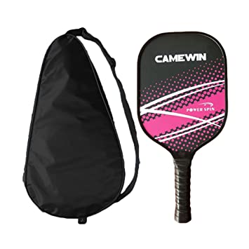 ZENUTA Pickleball Paddle de PP Pickleball paleta con bolsa para ...