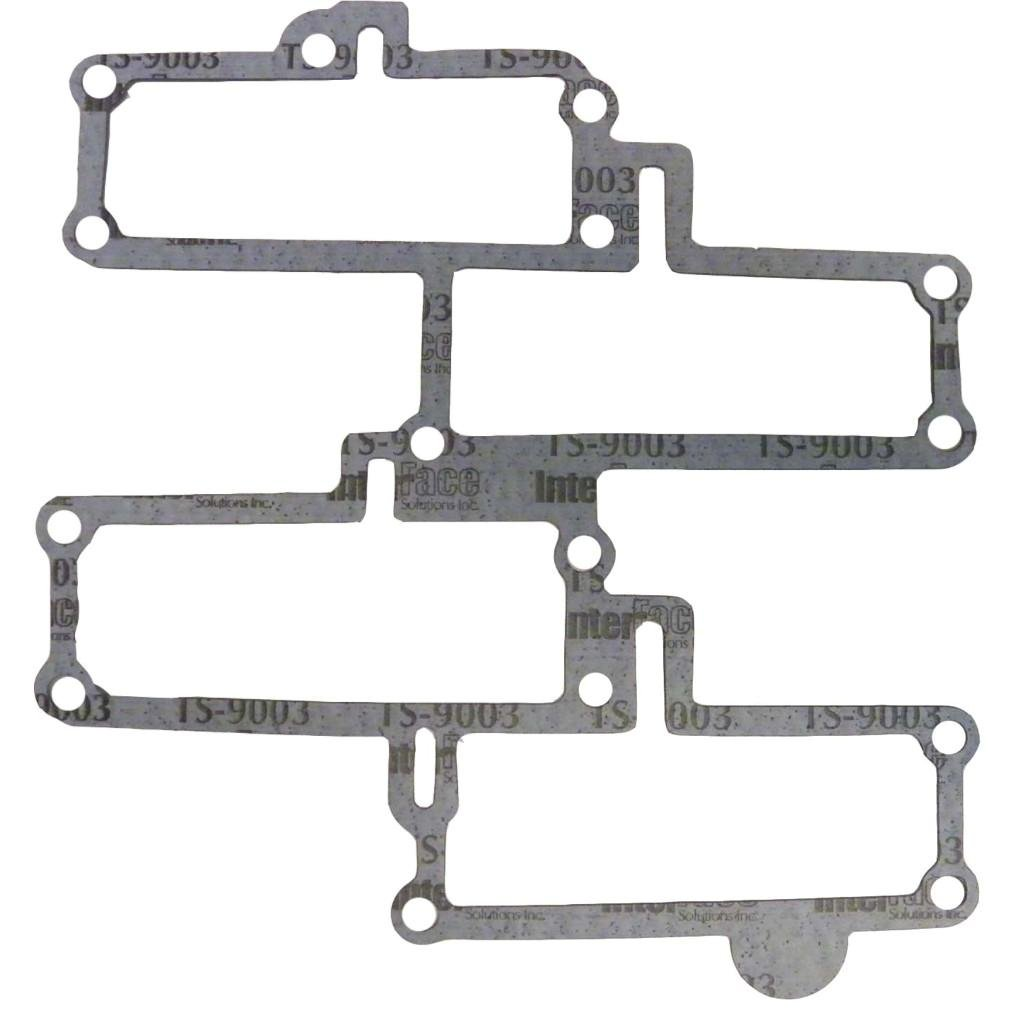 NEW INTAKE GASKET FITS JOHNSON//EVINRUDE V4 LOOPER SMALL BORE 140 1985-1987 328622